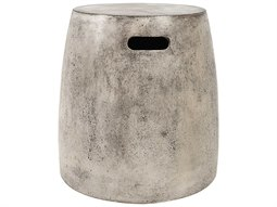 Elk Lighting Hive Wax & Polished Concrete Accent Stool