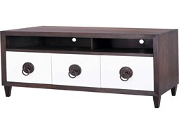 Elk Lighting Hughes Cappucino Foam / Euro Market Grey Stain Finish. TV Stand