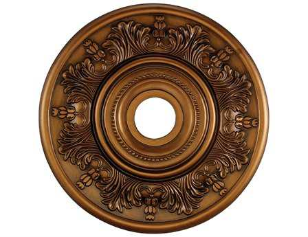 Elk Lighting Laureldale Antique Bronze Ceiling Medallion