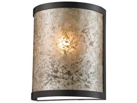 Elk Lighting Mica Oil Rubbed Bronze Wall Sconce