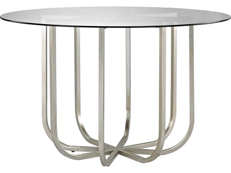 Elk Lighting Nest Champagne Gold 48'' Round Foyer Table EK1114226