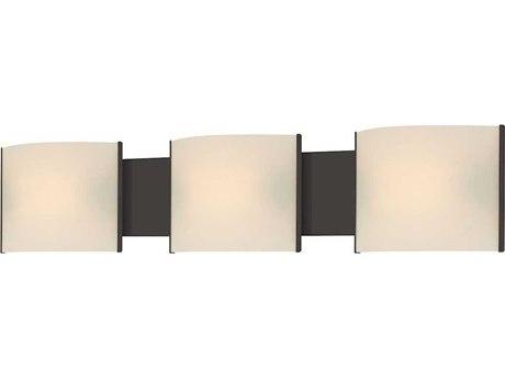 Elk Lighting Pannelli Oil Rubbed Bronze Three-Light 30'' Wide Vanity Light