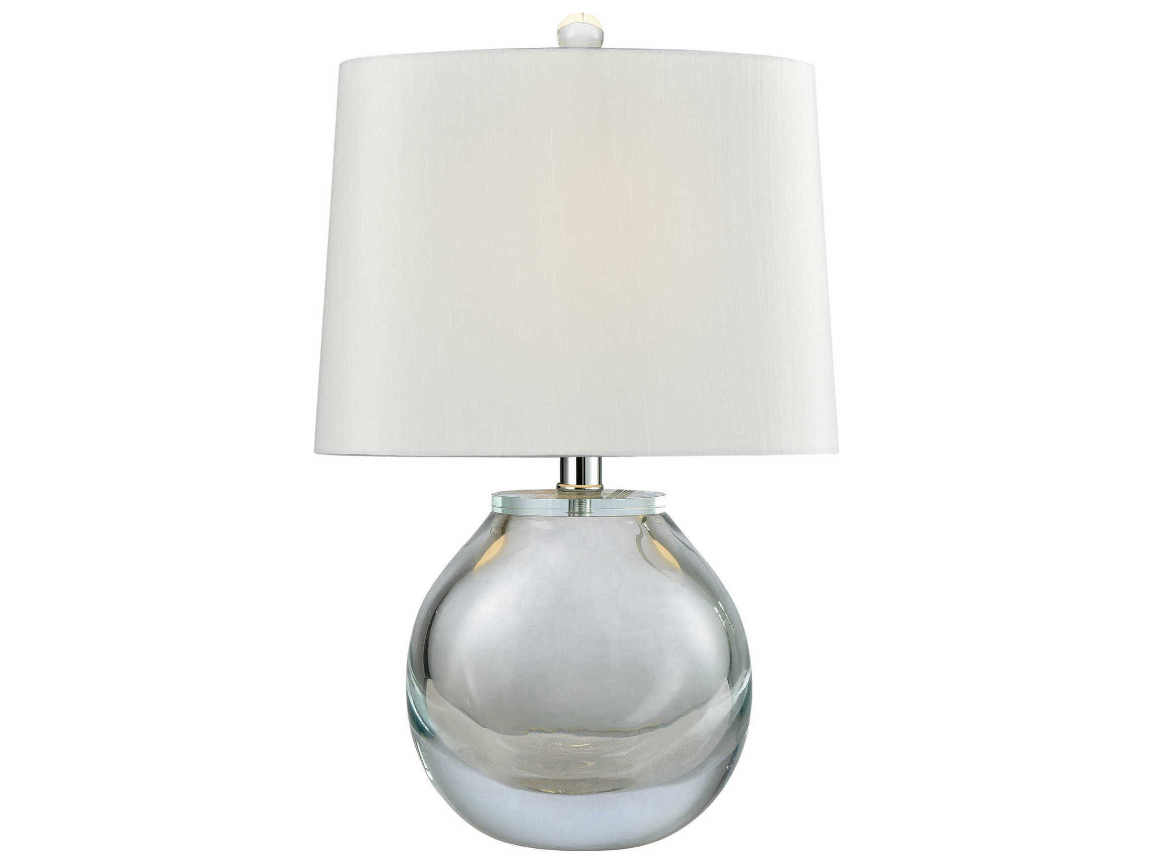 Elk Lighting Playa Linda Clear Glass Table Lamp Ekd3854cl