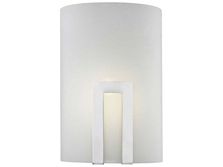 Elk Lighting Portal Chrome 6'' Wide Led Wall Sconce