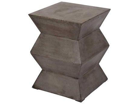 Elk Lighting Fold Cement Stool