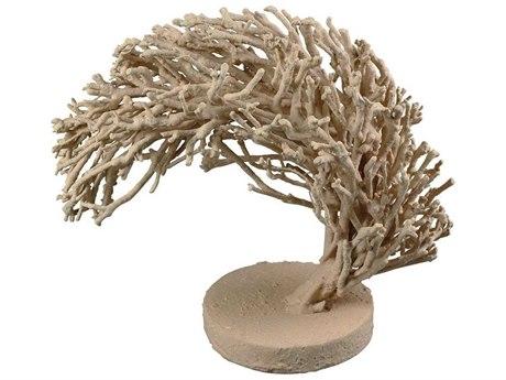 Elk Home Coral Sculpture