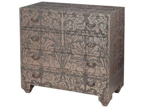 Elk Home Champagne Gold Four-Drawer Single Dresser