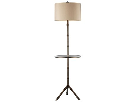 Elk Lighting Stanton Dunbrook Bronze LED Floor Lamp