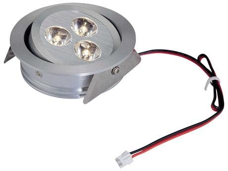 Elk Lighting Tiro 3 Brushed Aluminum 3'' Wide Led Recessed Light EKWLE123C32K098