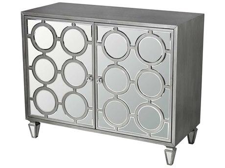 Elk Home Clear Mirror / Silver Buffet