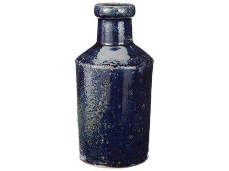Elk Home Blue Vase