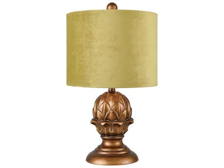 Elk Lighting Vieux Lille Antique Gold Table Lamp