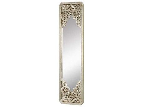 Elk Home Antique Silver Leaf Wall Mirror