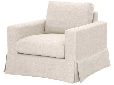 Essentials for Living Bisque Accent Chair ESL65001BIS