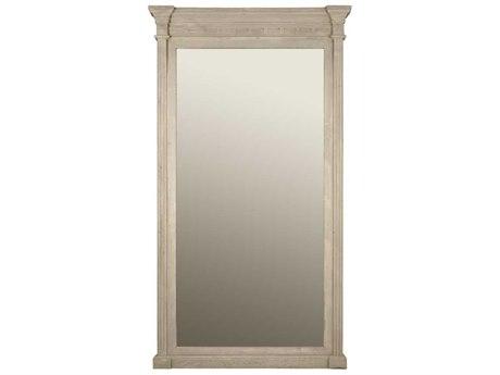 Essentials for Living Bella Antique Gray Floor Mirror