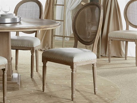 Essentials for Living Bisque / Stone Wash Side Dining Chair (Set of 2)