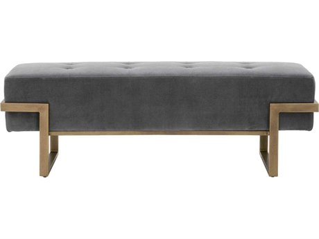 Essential For Living District Accent Bench ESL4575BGRYBRA