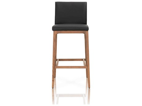 Essential For Living Orchard Alex Walnut / Sable Side Bar Height Stool