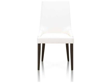 Essential For Living Orchard Alabaster / Dark Wenge Side Dining Chair (Set of 2)