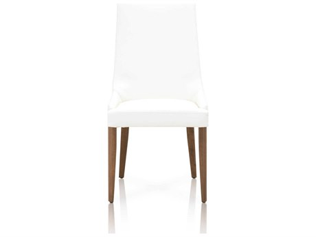 Essential For Living Orchard Walnut / Alabaster Side Dining Chair (Set of 2)