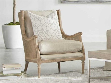 Essentials for Living Patina Sand / Weathered Accent Chair ESL8213SNDW