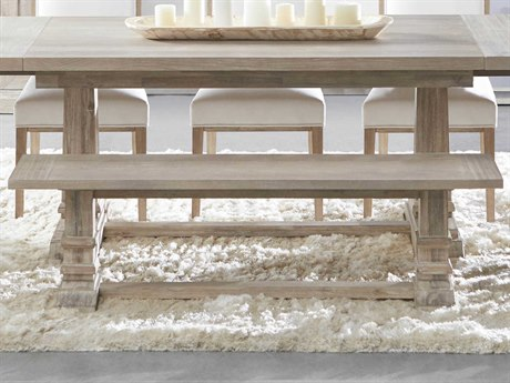Essentials for Living Traditions Natural Gray Dining Bench