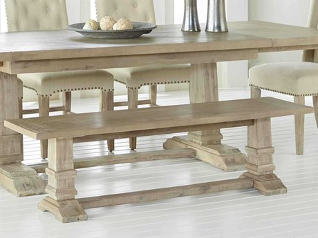 Essentials for Living Traditions Stone Wash Dining Bench