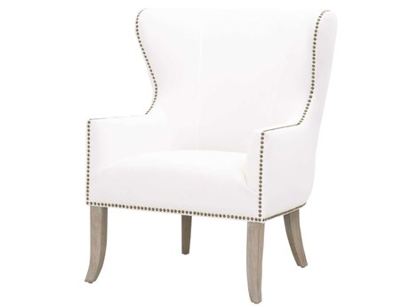 Essentials for Living Traditions Peyton-pearl / Natural Gray Accent Chair ESL7195UPLPPRLGLDNG