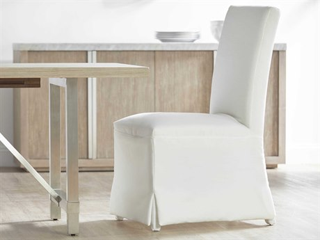 Essentials for Living Villa Pure White Side Dining Chair (Set of 2)