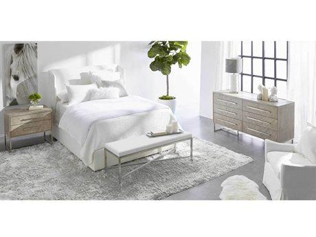 Essentials for Living Villa Modern Platform Bed Bedroom Set