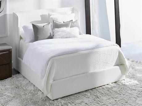 Essentials for Living Villa Livesmart Peyton-pearl / Natrual Gray King Platform Bed