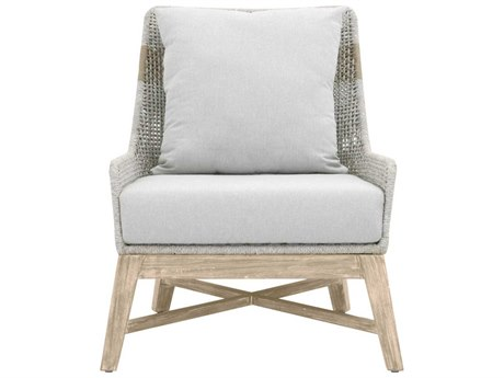 Essential For Living Woven Accent Chair ESL6851WTAPUMGT