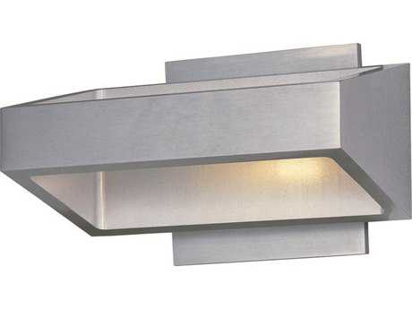 ET2 Alumilux AL Satin Aluminum 18-Light Outdoor Wall Light ET2E41302SA