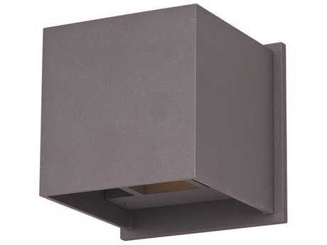 ET2 Alumilux AL Bronze Two-Light Outdoor Wall Light