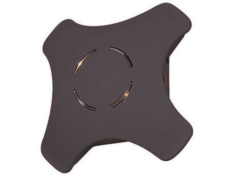 ET2 Alumilux DC Bronze Five-Light Outdoor Wall Light ET2E41407BZ