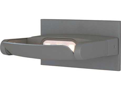 ET2 Alumilux DC Platinum Three-Light Outdoor Wall Light ET2E41414PL