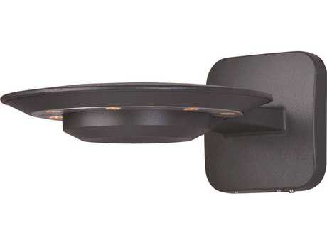 ET2 Alumilux DC Bronze Six-Light Outdoor Wall Light ET2E41420BZ