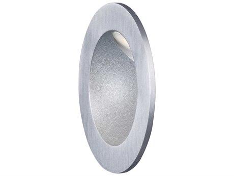 ET2 Alumilux Pathway Satin Aluminum 3'' Wide LED Outdoor Wall Light ET2E42404SA
