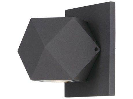 ET2 Alumilux Bronze 5'' Wide LED Outdoor Wall Light ET2E41530BZ