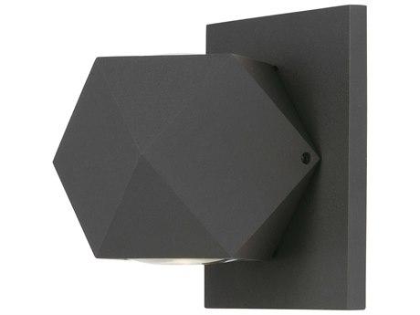 ET2 Alumilux Bronze Two-Light 5'' Wide LED Outdoor Wall Light ET2E41532BZ