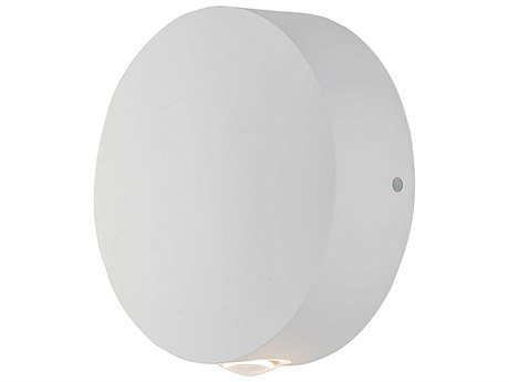 ET2 Alumilux White 5'' Wide LED Outdoor Wall Light ET2E41540WT