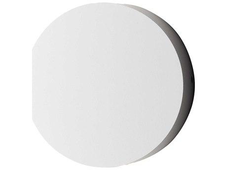 ET2 Alumilux White Two-Light 5'' Wide LED Outdoor Wall Light ET2E41542WT