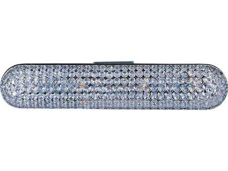 ET2 Brilliant Polished Chrome Four-Light Vanity Light ET2E2404120PC