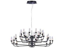 Candela Bronze 36-Light 33'' Wide LED Chandelier