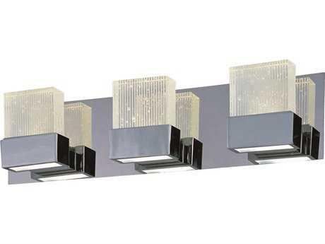 ET2 Fizz III Polished Chrome Six-Light Vanity Light ET2E2275389PC