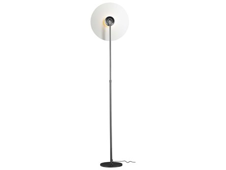 ET2 Radar White / Black 1-light LED Floor Lamp ET2E21468WTBK