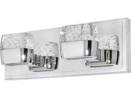 ET2 Volt LED Polished Chrome Four-Light Vanity Light ET2E2289289PC