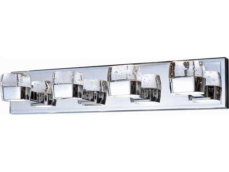 ET2 Volt LED Polished Chrome Eight-Light Vanity Light ET2E2289489PC