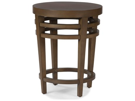 Fairfield Chair Artisan 20'' Wide Round End Table FFC819690