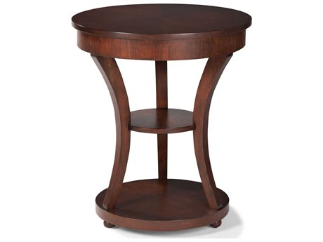 Fairfield Chair Belmont 24'' Wide Round End Table FFC810519